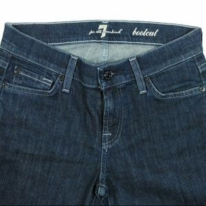 4/$30 7 For All Mankind Denim Jeans